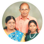 MRS & MR K.V.SUBRAMANIAN