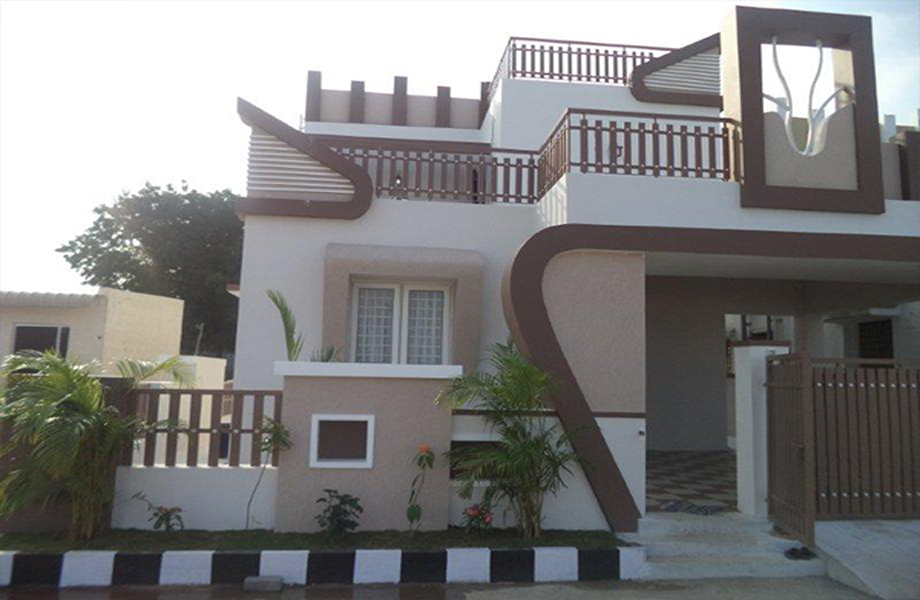 Vhridhaa Model House
